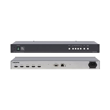 Kramer (KC-VS-41H) 4X1 HDMI Switcher. Rs-232 and Ethernet Control
