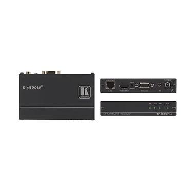 Kramer – (KC-TP-580RXR) Récepteur à portée étendue HDMI, RS-232 bidirectionnel et infrarouge sur paire torsadée HDBaseT