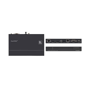 Kramer (KC-TP-582R) 1:2 HDMI Plus Bi-Directional Rs-232, Ethernet and Ir Over Twisted Pair Receiver