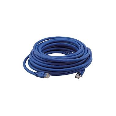 Kramer (C-DGK6/DGK6-100) Rj45 (M) To Rj-45 (M) Network Cable, 100', Blue
