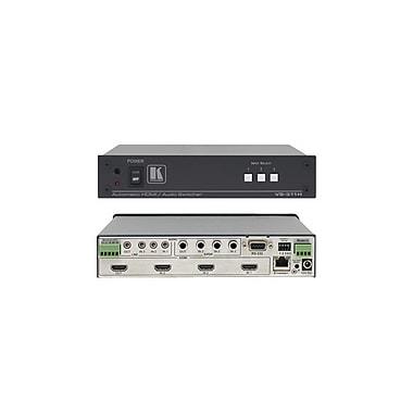 Kramer – Commutateur et distributeur 3 x 1:2 XGA et audio symétrique (KC-VP-32K)