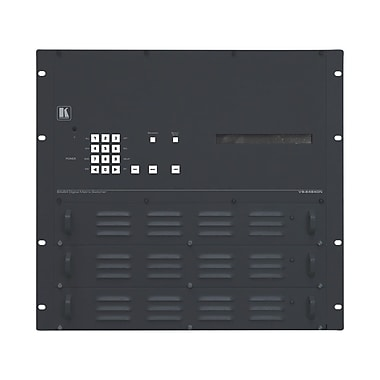 Kramer (KC-VS-6464DN) 4X4 To 64X64 Multi-format Digital Matrix Switcher Frame - Optional Rps (F-64)