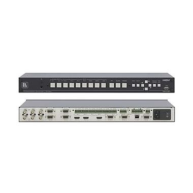 Kramer – Convertisseur de résolution/commutateur à 9 entrées, traitement HQVMD (KC-VP-731) Commande Ethernet