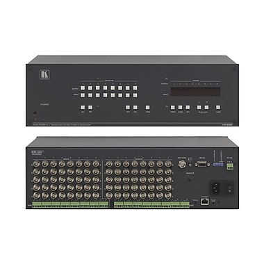 Kramer (KC-VP-88K) 8X8 Rgbhv and Balanced Stereo Audio Matrix Switcher