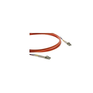 Kramer (C-2LC/2LC-164) 2Lc (M) To 2Lc (M) Fiber Optic Network Cable, 164', Orange