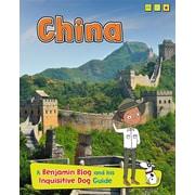 China: A Benjamin Blog and His Inquisitive Dog Guide (Country Guides, with Benjamin Blog and his Inquisitive Dog)