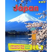Japan: A Benjamin Blog and His Inquisitive Dog Guide (Country Guides, with Benjamin Blog and his Inquisitive Dog)