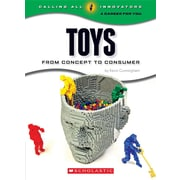 Toys (Calling All Innovators: a Career for You)