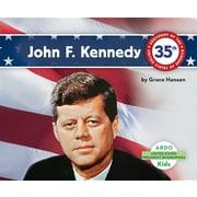 John F. Kennedy (Abdo Kids: United States President Biographies)
