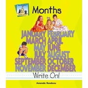 Months (SandCastle: Capital Letters)
