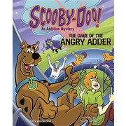 Scooby-Doo! An Addition Mystery: The Case of the Angry Adder (Solve it with Scooby-Doo!: Math)