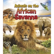 Animals on the African Savanna (Animals All Day!)