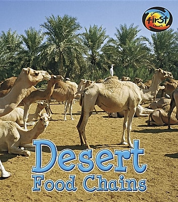 Desert Food Chains (Food Chains and Webs) 1468318