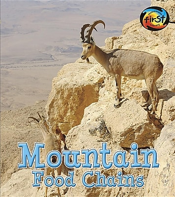 Mountain Food Chains (Food Chains and Webs) 1468257