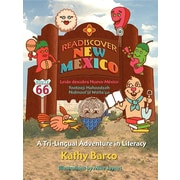 READiscover New Mexico (English and Spanish Edition)