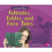 Learning About Folktales, Fables, and Fairy Tales (Language Arts)