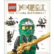 LEGO NiNJAGO: The Visual Dictionary (Library Edition) (DK Visual Dictionaries)