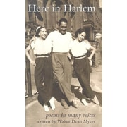 Here in Harlem: Poems in Many Voices (Bank Street College of Education Claudia Lewis Award (Awards))