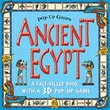 Ancient Egypt: A Fact-Filled Book with a 3D Pop-Up Game (Pop-up Games)