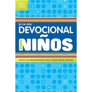 Devocional en un ano para ninos (One Year Book) (Spanish Edition)