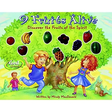 9 Fruits Alive (GodCounts Series)
