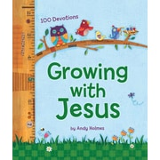 Growing with Jesus: 100 Daily Devotions