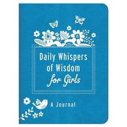 Daily Whispers of Wisdom for Girls Journal: