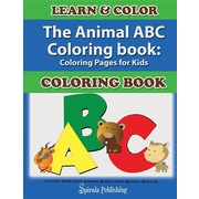 The Animal ABC Coloring Book: Coloring Pages for Kids