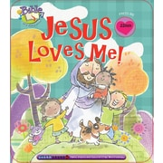 Jesus Loves Me (Bible Sing Along Books)