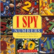 I Spy Numbers (Turtleback School & Library Binding Edition)