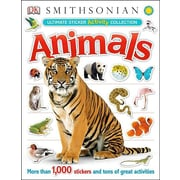 Ultimate Sticker Activity Collection: Animals (ULTIMATE STICKER COLLECTIONS)