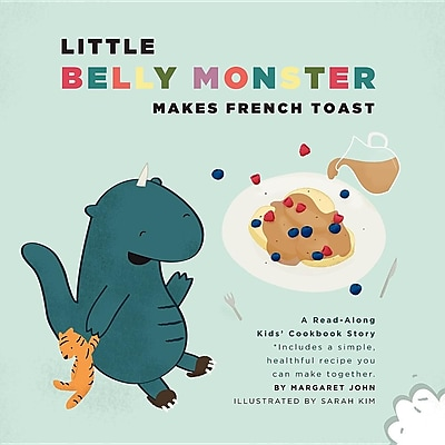 Little Belly Monster Makes French Toast 1469780