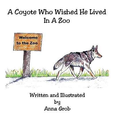 A Coyote Who Wished He Lived In A Zoo 1469580
