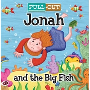 Pull-Out Jonah and the Big Fish (Candle Pull Out)