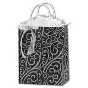 "Bags & Bows® Mini Pack Shoppers Bag, 10 1/2"" x 8 1/4"" x 4 3/4"", Moonlight Magic"