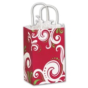"Bags & Bows® Mini Pack Shoppers Bag, 8 1/4"" x 5 1/4"" x 3 1/2"", Fantasia"