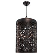 "Kenroy Home Creole 93441AC 27"" 1-Light Pendant, Antique Copper"