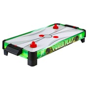"Carmelli BG1011T MDF 40 ""Air Hockey Table, Green/White"