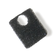 Blue Wave NW2384 Replacement Filter Pad for Above-Ground Pool Cover Pump with Auto On/Off, Black