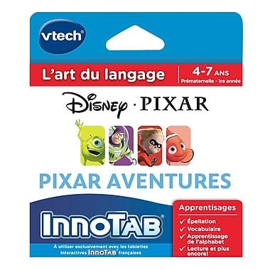 VTech - Logiciel InnoTab, Collection Disney / Pixar, français