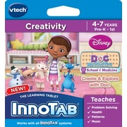 VTech InnoTab Software, Create & Learn with Doc McStuffins