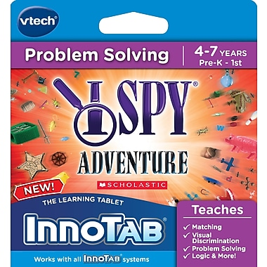 VTech InnoTab Software, I Spy Adventure