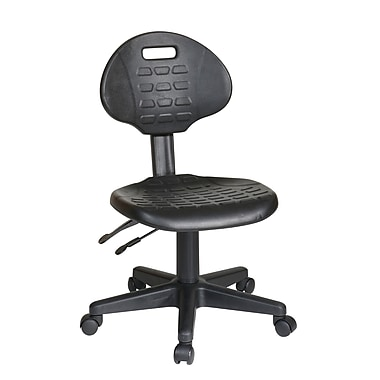 Work Smart Eronomic Chair, Black