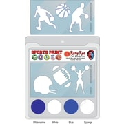 RUBY RED PAINT, INC. College Sports Face Paint; Penn State