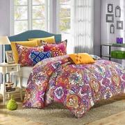 Chic Home Mumbai 12 Piece Comforter Set; King