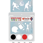 RUBY RED PAINT, INC. College Sports Face Paint; Ohio State