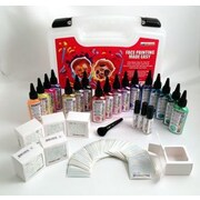 RUBY RED PAINT, INC. 622 Piece Professional Glitter Kit