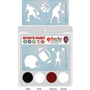 RUBY RED PAINT, INC. College Sports Face Paint; South Carolina