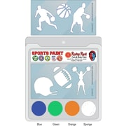 RUBY RED PAINT, INC. College Sports Face Paint; University of Florida