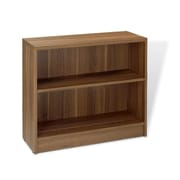 "Jesper Office 100 Collection 29"" 1-Shelf Bookcase, Walnut"